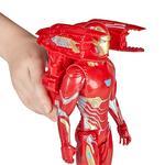 Los Vengadores – Iron Man – Figura Y Mochila Power Fx-4