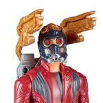 Los Vengadores – Star Lord – Figura Y Mochila Power Fx-5