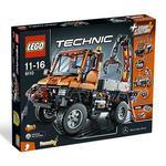 Lego Technic Mercedes-benz Unimog U400