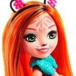 Enchantimals – Tanzie Tiger – Muñeca Y Mascota-3