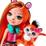 Enchantimals – Tanzie Tiger – Muñeca Y Mascota-4