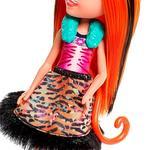 Enchantimals – Tanzie Tiger – Muñeca Y Mascota-5