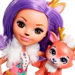 Enchantimals – Danessa Deer – Muñeca Y Mascota-9