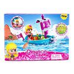 Pinypon – Barco Pirata Y Figura-3