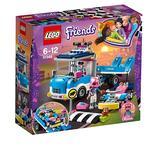 Lego Friends – Camión De Asistencia Y Mantenimiento – 41348