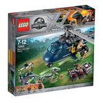 Lego Jurassic World – Persecución En Helicóptero De Blue – 75928
