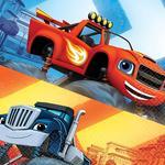 Blaze – Servilletas Blaze Y Los Monster Machines-1