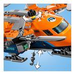 Lego City – Ártico Transporte Aéreo – 60193-11