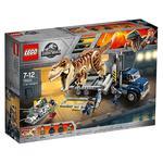 Lego Jurassic World – Transporte Del T. Rex – 75933
