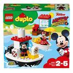 Lego Duplo – Barco De Mickey – 10881