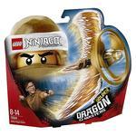 Lego Ninjago – Maestro Del Dragón Dorado – 70644