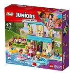 Lego Junior – Casa Del Lago De Stephanie – 10763-1