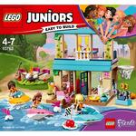 Lego Junior – Casa Del Lago De Stephanie – 10763-7