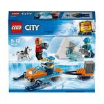 Lego City – Ártico Equipo De Exploración – 60191