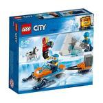 Lego City – Ártico Equipo De Exploración – 60191-1