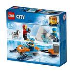 Lego City – Ártico Equipo De Exploración – 60191-2