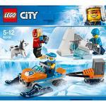 Lego City – Ártico Equipo De Exploración – 60191-3