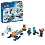 Lego City – Ártico Equipo De Exploración – 60191-6