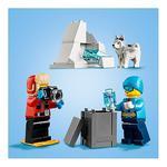 Lego City – Ártico Equipo De Exploración – 60191-14