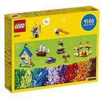 Lego Classic – Ladrillos, Ladrillos, Ladrillos – 10717
