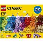 Lego Classic – Ladrillos, Ladrillos, Ladrillos – 10717-1