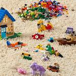 Lego Classic – Ladrillos, Ladrillos, Ladrillos – 10717-4