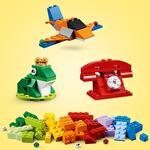Lego Classic – Ladrillos, Ladrillos, Ladrillos – 10717-7