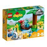 Lego Duplo – Minizoo Gigantes Mansos – 10879-6