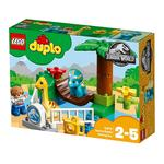 Lego Duplo – Minizoo Gigantes Mansos – 10879-7