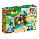 Lego Duplo – Minizoo Gigantes Mansos – 10879-9