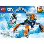 Lego City – Ártico Robot Glacial – 60192-5