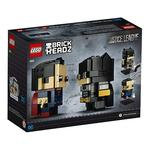 Lego Brickheadz – Tactical Batman Y Superman – 41610
