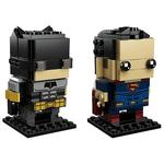 Lego Brickheadz – Tactical Batman Y Superman – 41610-4