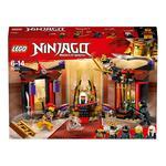 Lego Ninjago – Duelo En La Sala Del Trono – 70651
