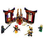 Lego Ninjago – Duelo En La Sala Del Trono – 70651-1