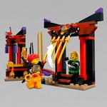 Lego Ninjago – Duelo En La Sala Del Trono – 70651-4