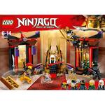 Lego Ninjago – Duelo En La Sala Del Trono – 70651-7