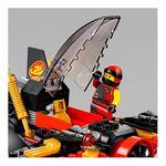 Lego Ninjago – Duelo En La Sala Del Trono – 70651-18