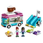 Lego Friends – Estación De Esquí Furgoneta De Chocolate – 41319-6