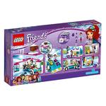 Lego Friends – Estación De Esquí Furgoneta De Chocolate – 41319-9