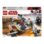 Lego Star Wars – Pack De Combate Jedi Y Soldados Clon – 75206