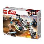 Lego Star Wars – Pack De Combate Jedi Y Soldados Clon – 75206-3