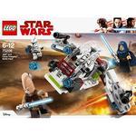Lego Star Wars – Pack De Combate Jedi Y Soldados Clon – 75206-4