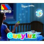 - Lámpara Gusy Luz Con Mando Molto-1