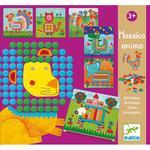 Mosaico De Animalitos Djeco