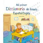 Mi Primer Diccionario De Frases Español – Ingles Idioma Castellano Susaeta