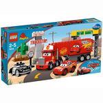 Lego – Cars: El Largo Viaje De Mack