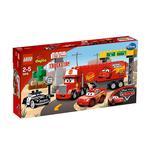 Lego – El Largo Viaje De Mack Cars-1