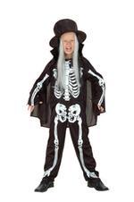 Disfraz Infantil Esqueleto Talla L