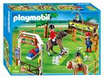 Playmobil 4185 Adiestramiento De Caballos